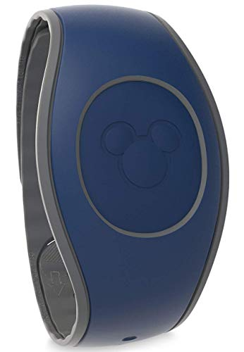 - Disney Parks MagicBand 2.0 - Link It Later Magic Band - Navy Blue