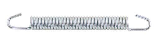 Helix Racing Products Exhaust Springs - Zinc - 63mm (Helix Racing Exhaust)