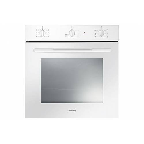 Smeg SF561B - ovens (Built-in, Electric, A, White, Rotary, Front ...