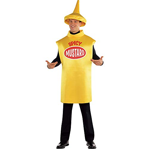 amscan Mustard Bottle Costume -
