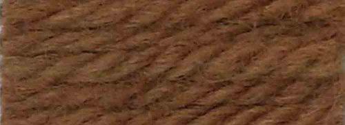 DMC 486-7060 Tapestry and Embroidery Wool, 8.8-Yard, Very Dark Desert Sand