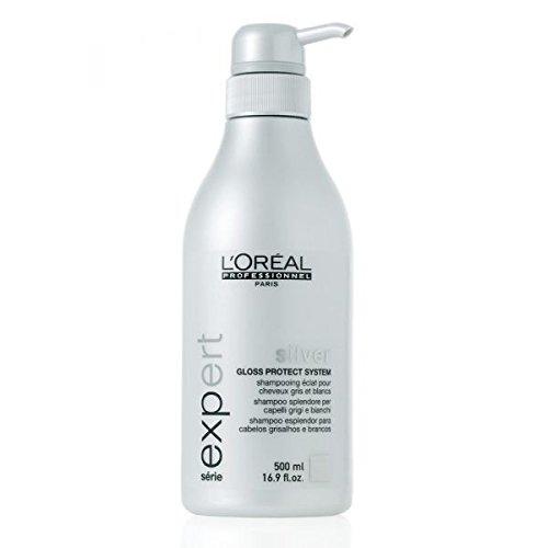 L'Oréal Serie Expert Silver Shampoo, 500ml