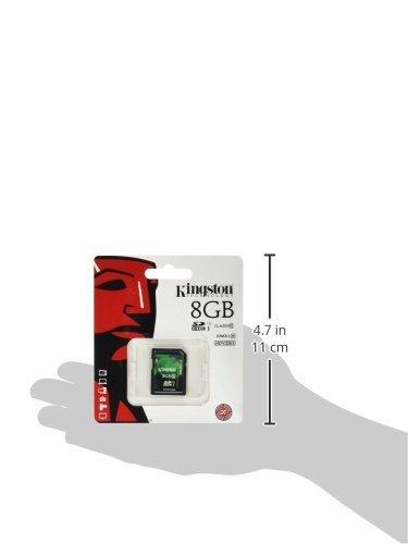 Amazon.com: Kingston digital Tarjeta de memoria flash SDHC ...