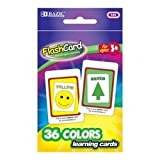 DDI - Bazic Colors Preschool Flash Cards (36/Pack) (1 pack of 72 items)