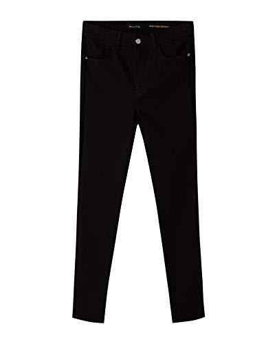 Massimo Dutti Femme Jean Bord Velours Skinny fit 5098/532