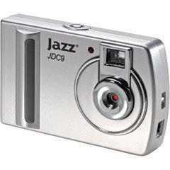 Jazz JDC9 3 in 1 Digital Camera (Silver)