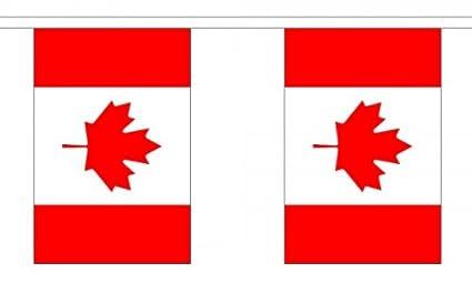 9 metros 30 (22,86 cm x 15,24 cm) canadiense de la bandera ...