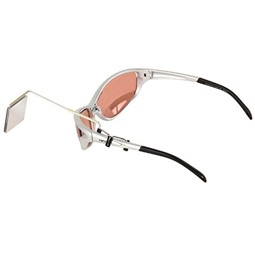 Bike Eyeglass Mirror Peddler Take a Look Cyclist (Attaches to Glasses or Helmet) (Bike Take Mirror Look)