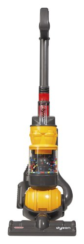 Casdon Children's Dyson Ball Vacuum Cleaner Kid's Cleaning Role Play Fun Little Helper Cleaning
