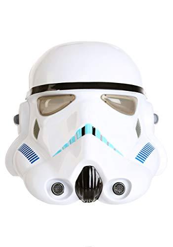 Star Wars Stormtrooper Mask , Delux Adult , White