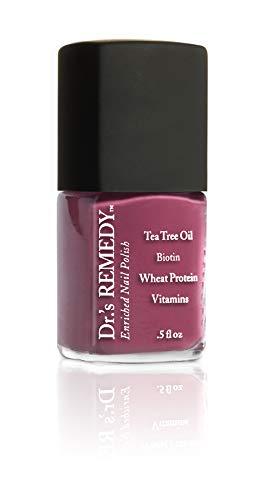 Dr.'s Remedy All Natural Nail Polish ANNIVERSARY KIT Organic Non Toxic Toenail Treatment 3 Piece Nail Polish Set