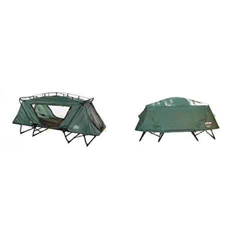 K&-Rite Oversize Tent Cot and K&-Rite Tent Cot Oversize Rainfly (Green  sc 1 st  Amazon.com & Amazon.com: Kamp-Rite Oversize Tent Cot and Kamp-Rite Tent Cot ...