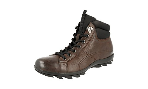Prada Brown Boots - 3