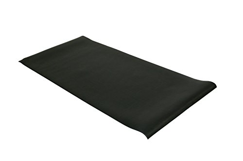 Marcy Fitness Equipment Mat and Floor Protector for Treadmills, Exercise Bikes, and Accessories Mat-366 (78″ x 36″ x 0.25″ Thickness)