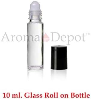 10ml. Sweet Vanilla Unisex Perfume/Body Oil Our Interpretation, Premium Quality Uncut Fragrance Oil