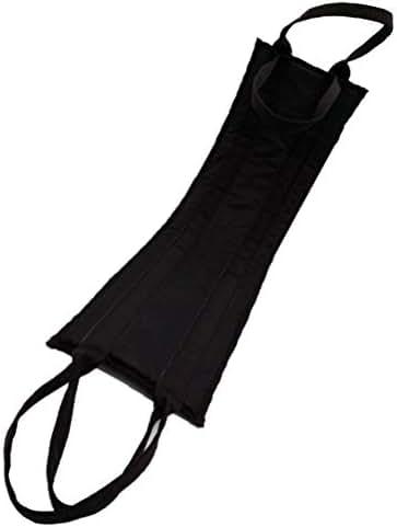 Healifty Transfer Belt with Handles Patient Transfer Belt Medical Lifting Sling Patient Care Safety Mobility Aids Elderly Nursing Belt with Handles