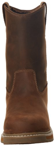 Muckboots Mens Wellie Classic Work Boot Brown