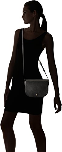 ECCO Saddle Medium Iola Black Bag wwBrRq