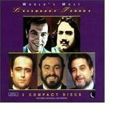 Worlds Famous Tenors by World's Most Legendary Tenors (2006-01-01)