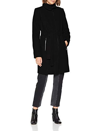 Black Coat Women's Black Vero Moda Black FXxwqnUzvZ