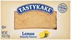 Tastykake Lemon Pie - Pack of 12