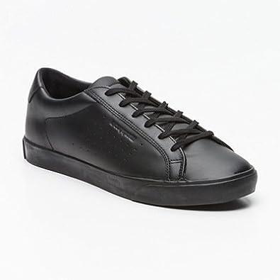 Baskets LE COQ SPORTIF Prestige Court Leather  Amazon.fr  Chaussures ... 533ea3ec88be