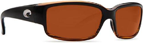 Costa Del Mar Caballito Sunglasses, Coconut Fade, Copper 580P - Costa Discount Sunglasses