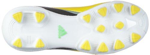 adidas Performance F10 TRX HG J G65365 Jungen Fußballschuhe Gelb (VIVID YELLOW S13 / BLACK 1 / RUNNING WHITE FTW)