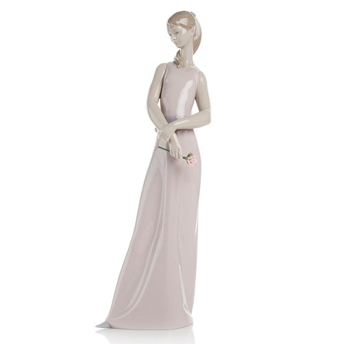 Lladro The Lady of the Rose