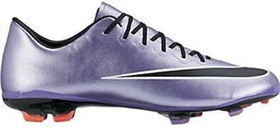 the latest 3ed0a cdb5a Nike Junir Mercurial Vapor X FG Kids' Firm-Ground Soccer Cleat
