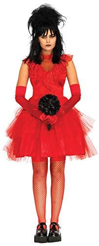 Leg Avenue Women's Beetle Bride Dress Theme Party Outfit Halloween Costume, S (4-6)