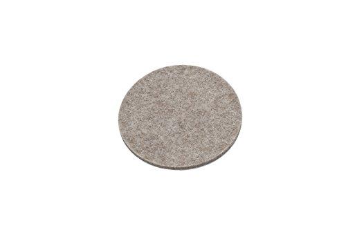 Stanley Hardware S845-015 V1722 Heavy Duty Self-adhesive Round Felt Pads,  3