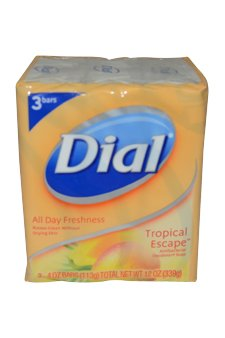 Dial Tropical Escape Deodorant Soap