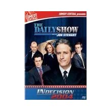 The Daily Show with Jon Stewart - Indecision 2004 by Comedy Central by Scott Preston, Andy Barsh Christian Santiago