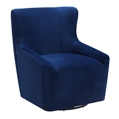 Swivel Avenue - Abbey Avenue A-ENZ-1815E Enzo Swivel Chair in Cobalt
