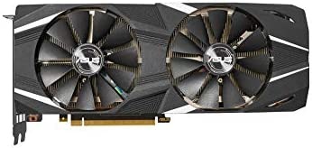 ASUS Dual-RTX2080TI-O11G - Tarjeta gráfica (GeForce RTX 2080 Ti, 11 GB, GDDR6, 352 bit, 7680 x 4320 Pixeles, PCI Express 3.0)