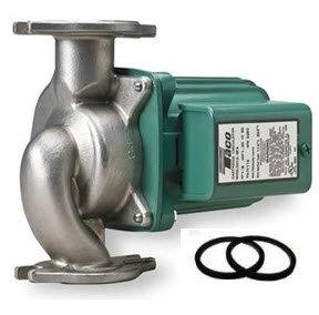 Taco 0013-SF3 Circulator Pump Stainless Steel with Rotate...
