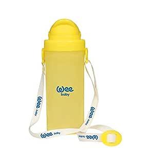 Wee Baby 896 Pipetli Bardak, Sarı