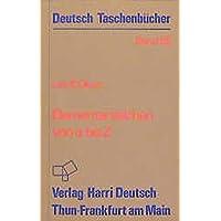 Deutsch Taschenbücher, Nr.58, Elementarteilchen von alpha bis Z