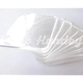 Amazon Com 10 Super Sticky Silicone Gel Pads Clear Anti