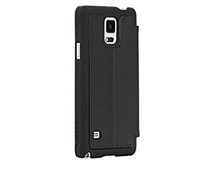 Case-Mate CM031816 Phone Case for Samsung Galaxy Note 4 (Black-Grey) <span at amazon