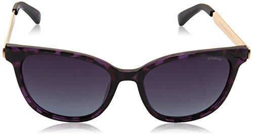 Grey 5015 Sonnenbrille Violet Polaroid PLD Viola S SPwwHxq