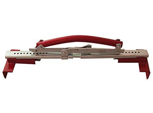 Stubai 441802 Porte-dalle à mâchoire courte 400-600 mm