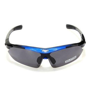 df1420c923 RockBros Polarized Cycling Bike Bicycle Sunglasses Glasses Goggles (BLUE)   Amazon.in  Car   Motorbike