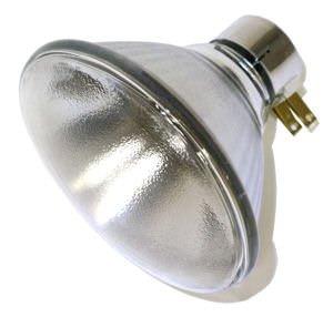 Par38 Prong Side - GE 80318 - 150PAR/3SP/MINE 130V PAR38 Reflector Flood Spot Light Bulb