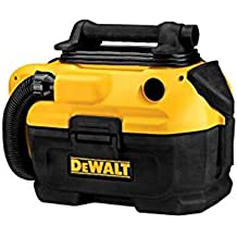 Dewalt DCV581HR 18V - 20V MAX Cordless/Corded Lithium-Ion Wet/Dry Vacuum (Bare Tool) (Renewed)