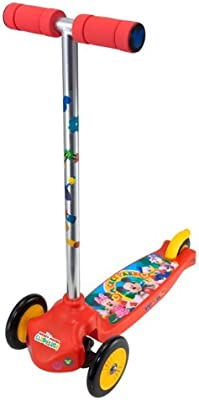 Amazon.com: Mickey Mouse Clubhouse Move n Groove – Patinete ...