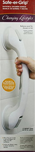 Changing Lifestyles Safe er Grip Shower Handle