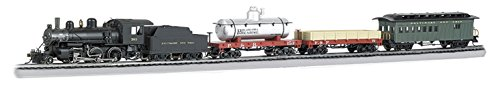 Bachmann Trains Blue Star E-A App Smart Phone Controlled Electric Train Set - Locomotive Train Phone