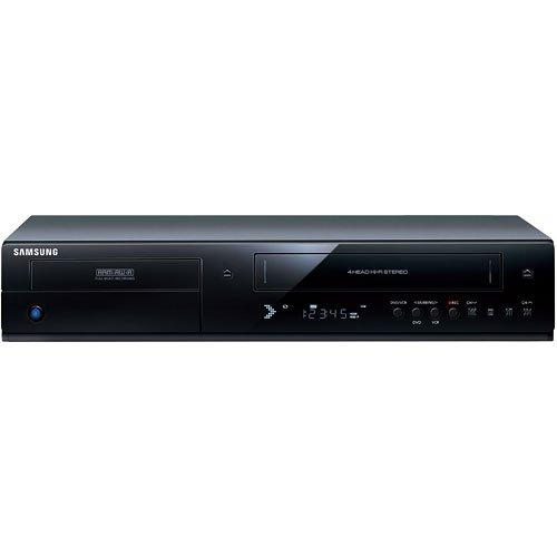 Samsung - MULTIFORMAT DVD RECORDER & VCR COMBO